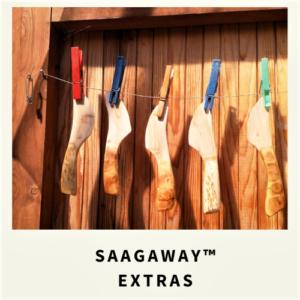 Saagaway Extras