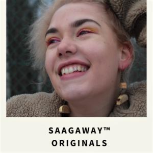 Saagaway Orginals puukorut