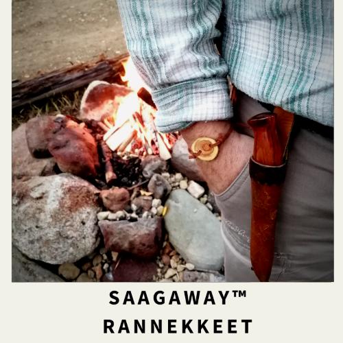 Saagaway™ rannekkeet