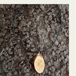 Kataja symbols puukaluakoru 013